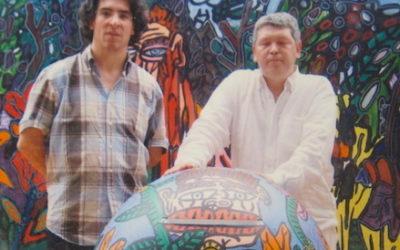 Rencontres d'artistes : Combas, Jouenne, Cavadore…