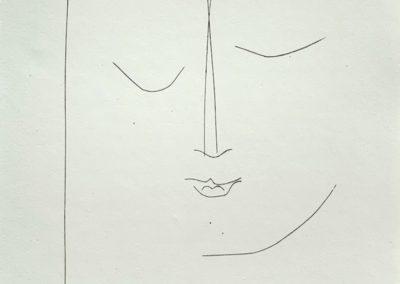 picasso-gravure-carmen-prosper-merimée-toro