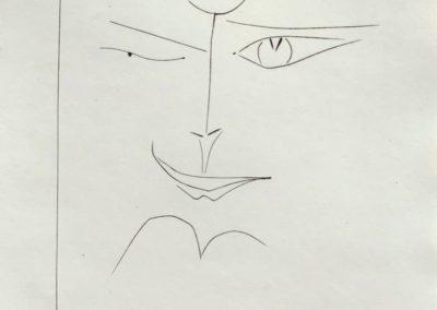 Picasso-carmen-gravure-au-burin